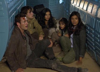 Watch Terra Nova Season 1 Episode 12 Online
