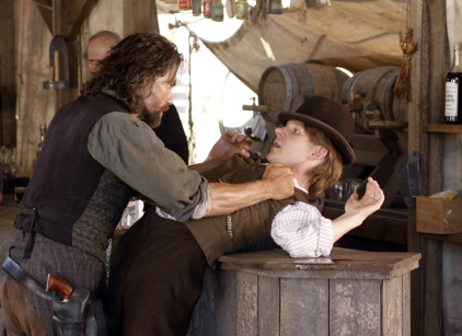 Watch Hell on Wheels Season 1 Episode 10 Online