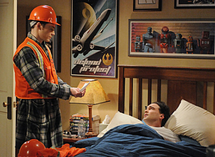 Watch The Big Bang Theory Season 5 Episode 15 Online