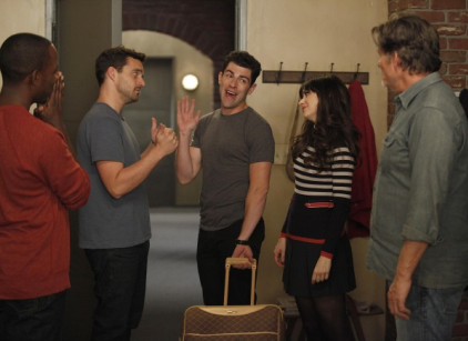 Watch New Girl Season 1 Episode 12 Online