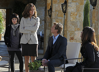 Watch The Mentalist Season 4 Episode 14 Online