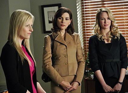 Watch The Good Wife Season 3 Episode 16 Online