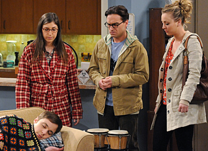 Watch The Big Bang Theory Season 5 Episode 18 Online