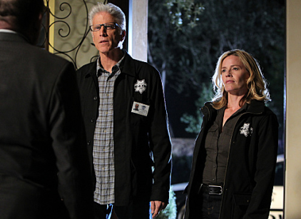 Watch CSI Season 12 Episode 16 Online