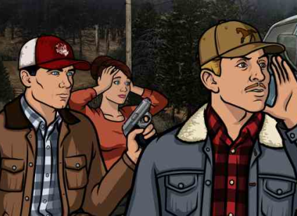Watch Archer Season 3 Episode 9 Online