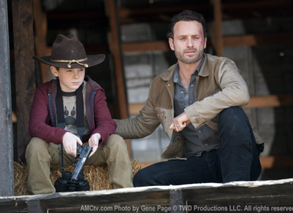 Watch The Walking Dead Season 2 Episode 12 Online