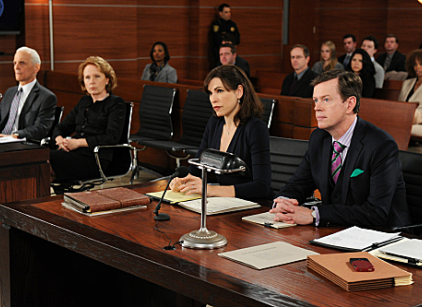Watch The Good Wife Season 3 Episode 17 Online