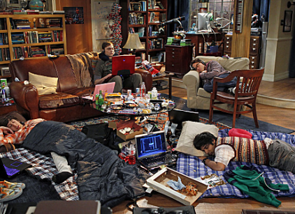 Watch The Big Bang Theory Season 5 Episode 19 Online