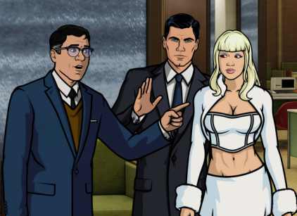 Watch Archer Season 3 Episode 11 Online