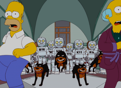 Watch The Simpsons Season 23 Episode 17 Online
