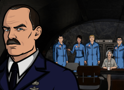 Watch Archer Season 3 Episode 12 Online