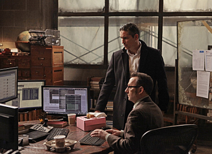 Watch Person of Interest Season 1 Episode 18 Online