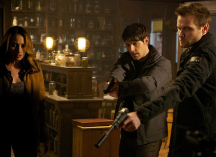 Watch Grimm Season 1 Episode 18 Online