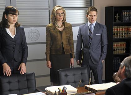 Watch The Good Wife Season 3 Episode 21 Online