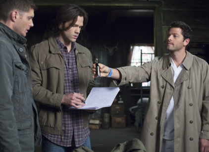 Watch Supernatural Season 7 Episode 21 Online