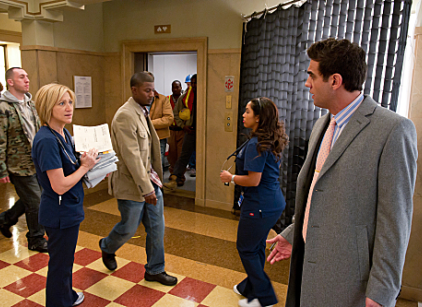 Watch Nurse Jackie Season 4 Episode 8 Online
