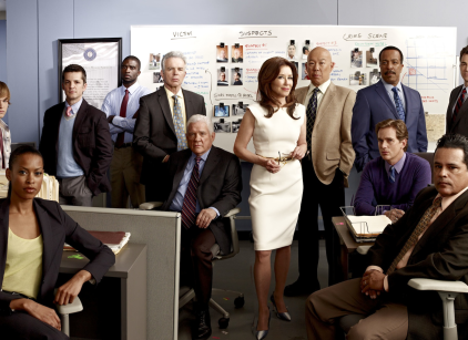 Watch Major Crimes Season 1 Episode 1 Online