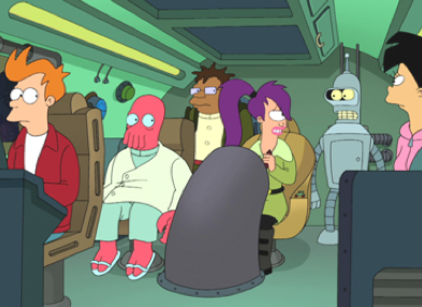 Watch Futurama Season 9 Episode 11 Online