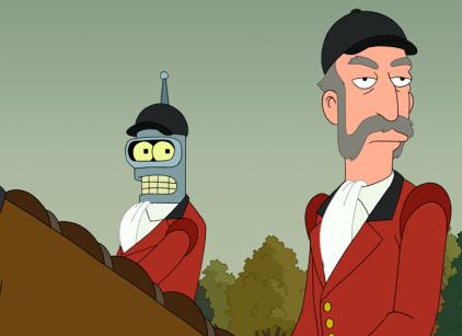 Watch Futurama Season 9 Episode 12 Online