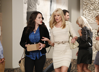Watch 2 Broke Girls Season 2 Episode 2 Online