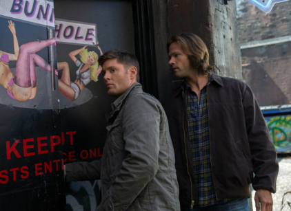 Watch Supernatural Season 8 Episode 3 Online