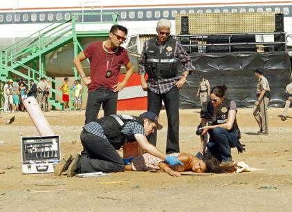 Watch CSI Season 13 Episode 3 Online