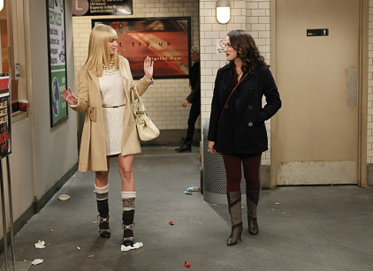Watch 2 Broke Girls Season 2 Episode 5 Online
