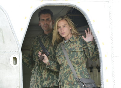 Watch Covert Affairs Season 3 Episode 13 Online