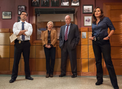 Watch Law & Order: SVU Season 14 Episode 7 Online