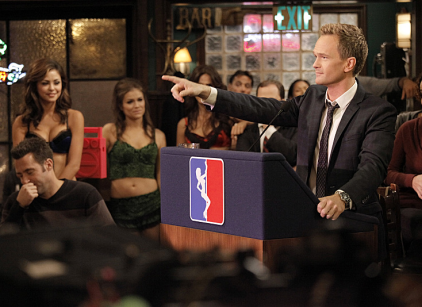 Watch How I Met Your Mother Season 8 Episode 7 Online