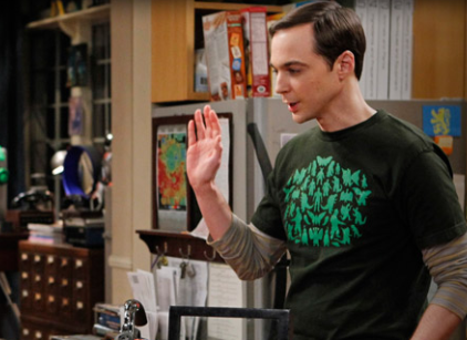 Watch The Big Bang Theory Season 6 Episode 10 Online