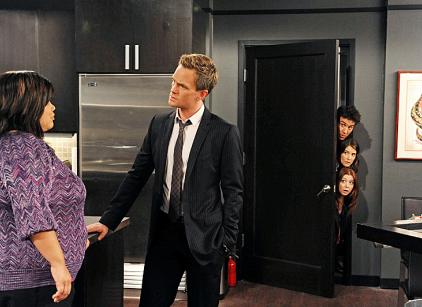 Watch How I Met Your Mother Season 8 Episode 10 Online