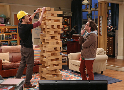 Watch The Big Bang Theory Season 6 Episode 12 Online