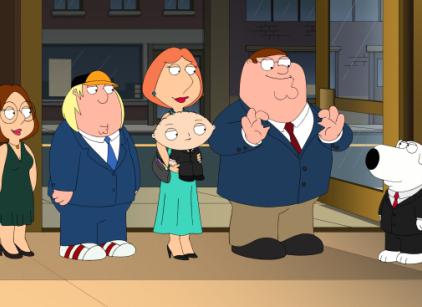 Watch Family Guy Season 11 Episode 10 Online