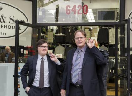 Watch The Office Season 9 Episode 11 Online