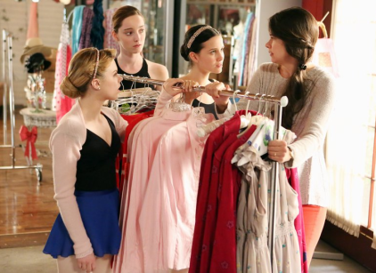 Watch Bunheads Season 1 Episode 13 Online