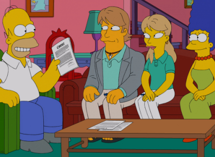 Watch The Simpsons Season 24 Episode 11 Online