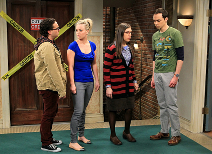 Watch The Big Bang Theory Season 6 Episode 15 Online