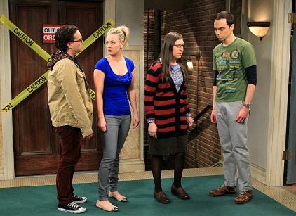 Watch The Big Bang Theory Season 6 Episode 15 Online