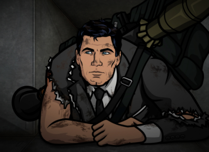 Watch Archer Season 4 Episode 3 Online