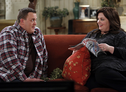 Watch Mike & Molly Season 3 Episode 15 Online