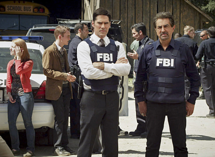 Watch Criminal Minds Season 8 Episode 15 Online