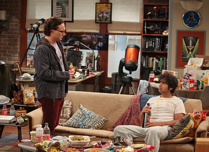 Watch The Big Bang Theory Season 6 Episode 17 Online