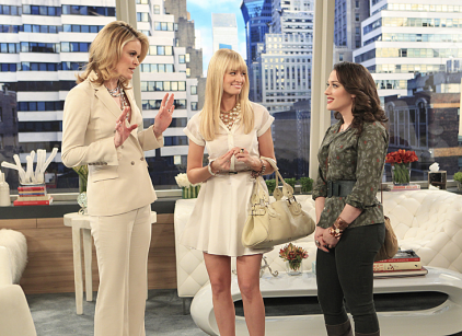 Watch 2 Broke Girls Season 2 Episode 18 Online