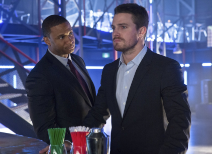 Watch Arrow Season 1 Episode 17 Online