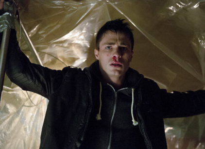 Watch Arrow Season 1 Episode 18 Online