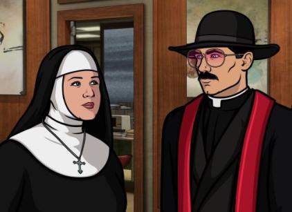 Watch Archer Season 4 Episode 11 Online