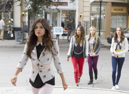 Watch Pretty Little Liars Season 4 Episode 12 Online