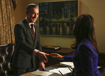 Watch The Good Wife Season 5 Episode 8 Online
