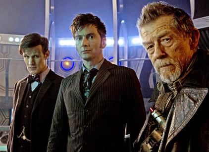 Watch Doctor Who Season 7 Episode 15 Online